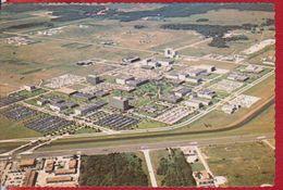 JSC AERIAL VIEW JOHNSON SPACE CENTER UNITED STATES POSTCARD UNUSED - Houston