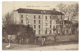 CPA - CORRE, LE MOULIN - Haute Saône 70 - Oie - Edit. Maillot - Circulé - Autres Communes
