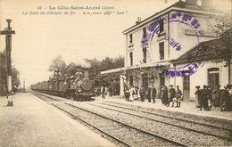 Isère - Lot N° 154 - Lots En Vrac - Lot Divers Du Département De L'Isère - Lot De 35 Cartes - Postcards