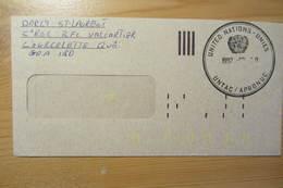 Canadian UN Contingent In Cambodia - UNTAC / APRONUC - CFPO 5050 - Postal History