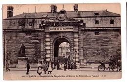 0559 - Paris ( XIII ) - Hospice De La Salpétrière Et Statue De Charcot ( Falguière ) - J.H. - N° 361 - - Arrondissement: 13