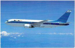 EL AL - Boeing 767 (airline Issue) - Sonderstempel TEVEL 89 - 1946-....: Moderne