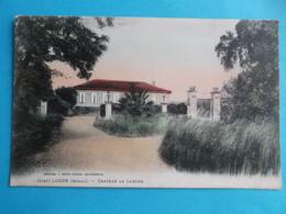 33 : LUDON-MEDOC : CHATEAU LA LACUNE , C.P.A. , Carte En Bon état, - Other Municipalities