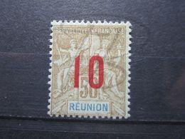 VEND BEAU TIMBRE DE LA REUNION N° 78 , X !!! - Réunion (1852-1975)