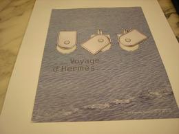 PUBLICITE AFFICHE PARFUM TERRE HERMES - Fragrances