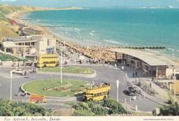 BOSCOMBE - BOURNEMOUTH - DORSET  - ROYAUME-UNI - ORIGINALE CPSM  - 1978 - Bournemouth (from 1972)