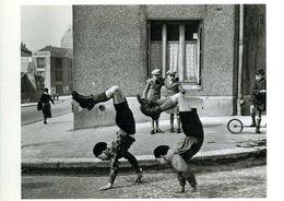 Brothers 1937 Par Doisneau - Doisneau