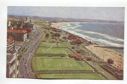 Marine Parade And Beach Front Durban - South Africa