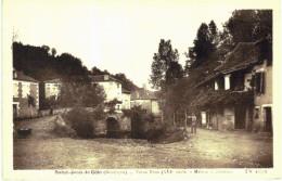 SAINT JEAN DE COLE ... VIEUX PONT - France