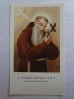 D1008-Santino B.Didacus Josephus A Cadiz - Images Religieuses
