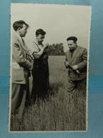 Carte Photo Publicité Produmax M.Paesmans Braine-l'Alleud Jules Hussin Wauthier Braine (lire Verso) - Braine-l'Alleud