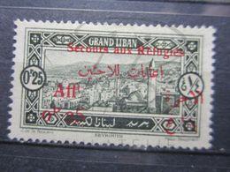 VEND BEAU TIMBRE DU GRAND-LIBAN N° 63 , X !!! - Grand Liban (1924-1945)