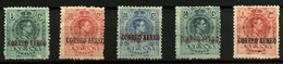 2095- España Nº 292/6 - 1889-1931 Kingdom: Alphonse XIII