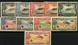 2097- España Nº 339/48 - 1889-1931 Kingdom: Alphonse XIII