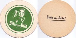 #D195-229 Viltje Bitburger - Sous-bocks