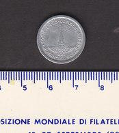 Monnaie Necessité Royan (17) Charente Maritime  .. 5c Societe Des Commerçants 1922 .. Aluminium - Monetary / Of Necessity