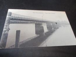 Petit Willebroeck, Pont Sur Le Rupel - Willebroek
