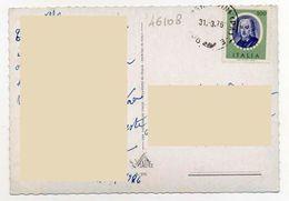 Auguri Di Buona Pasqua - Scarlatti - Storia Postale - 6. 1946-.. Repubblica