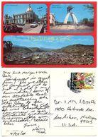 Honduras 1989 Postcard Tegucigalpa, To U.s., Scott C728 World Food Day - Honduras