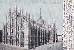 MILANO -LA CATTEDRALE    VG   AUTENTICA 100% - Milano