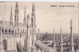 MILANO - DETTAGLI DEL DUOMO    VG   AUTENTICA 100% - Milano