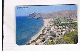 GRECIA (GREECE) -  1997 - MARINE LANDSCAPE     - USED - RIF.   19 - Grecia