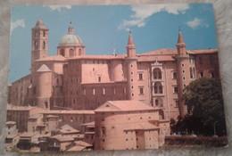 Urbino - Palazzo Ducale E Panorama 1992 - Urbino