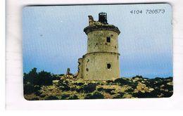 GRECIA (GREECE) -  1997 - TOWER     - USED - RIF.   19 - Grecia