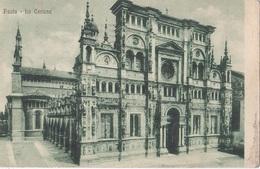 PAVIA - LA CERTOSA      VG   AUTENTICA 100% - Pavia