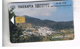 GRECIA (GREECE) -  1998 - LANDSCAPE     - USED - RIF.   20 - Grecia