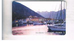 GRECIA (GREECE) -  1998 - PORT     - USED - RIF.   20 - Grecia