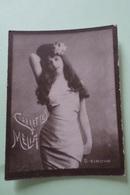 CARTE PHOTO CIGARETTES MELIA - Photographie