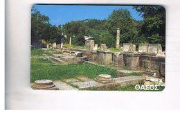 GRECIA (GREECE) -  1998 - RUINS     - USED - RIF.   20 - Grecia