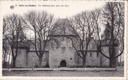 SOLRE-SUR-SAMBRE : Le Château-fort Pris De Face - Zonder Classificatie