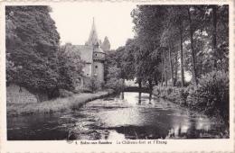 SOLRE-SUR-SAMBRE : Le Château-fort Et L'étang - Zonder Classificatie