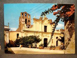 (FG.RR104) ANACAPRI - CHIESA SANTA SOFIA (NAPOLI, ISOLA DI CAPRI) VIAGGIATA 1972 - Napoli