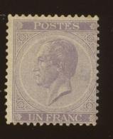 21.B. Cote 1230,-E - 1865-1866 Profile Left