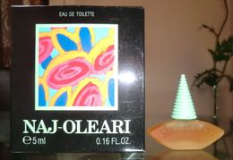 NAJ OLEARI - EDT 5 ML De NAJ OLEARI - Miniatures Womens' Fragrances (in Box)