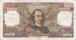 France - Billet De 100 Francs Type Corneille - 4 Mars 1976 V - 1962-1997 ''Francs''