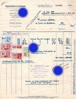 LEVALLOIS PARIS 1935 PARFUMERIE G. LEMOINE - Luxembourg