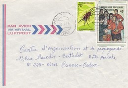 COVER CONGO   / 4 - Kongo - Brazzaville