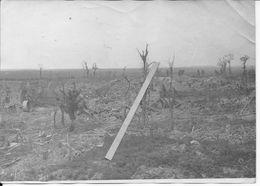 Pas De Calais Le Transloy Les Ruines Et Destructions 1 Photo Ww1 1914-1918 - War, Military