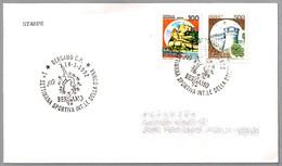 SEMANA DEPORTIVA INTERNACIONAL DE LA MUJER - International Women's Sports Week. Bergamo 1992 - Sellos