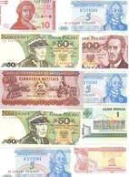LOT 42 BILLETS ETRANGERS -15 NEUFS Et 27 USAGERS - - Alla Rinfusa - Banconote