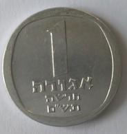Monnaies - Israel - 1 Agorot 1980 - - Israel