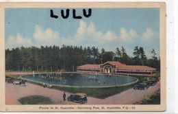 AMERIQUE : Canada Piscine Se Saint Hyacinthe Swimming Pool  Québec - St. Hyacinthe