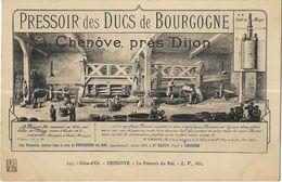 Chenove - Le Pressoir Du Roi - Chenove