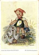 CPSM Illustrateur Anulf - Künstlerkarten