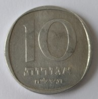 Monnaies - Israel - 10 Agorot - (1977-1980) - - Israel