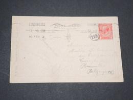 GRANDE BRETAGNE - Oblitération De Londres Sur Carte Postale Pour La Belgique - L 13448 - 1902-1951 (Rois)